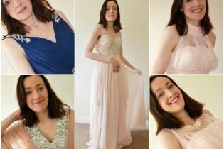Amy Willerton Bridesmaid Dresses