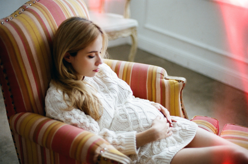 Pregnancy Legs