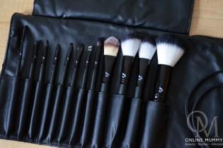 Caribou Cosmetics Longest Lasting Brush Collection