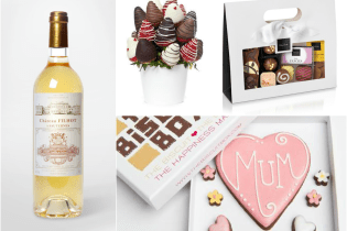 Delicious Mothers Day Treats