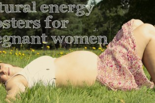Natural energy boosters for pregnant women