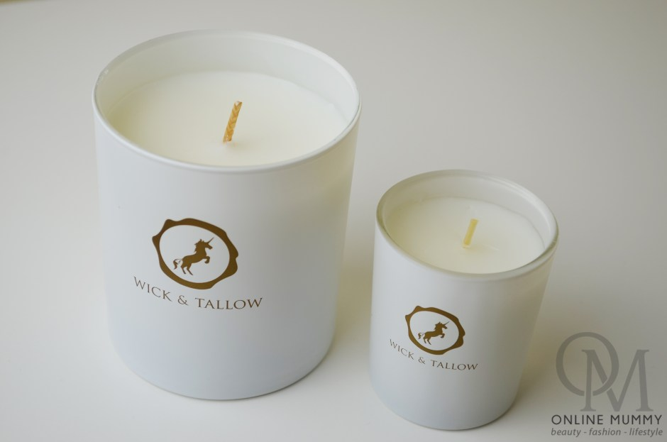 Wick and Tallow Floral Collection