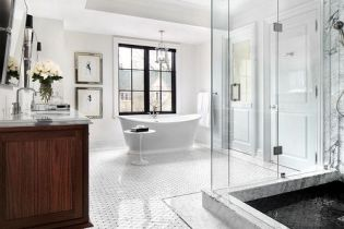 Home Inspiration with Pinterest The Bathroom