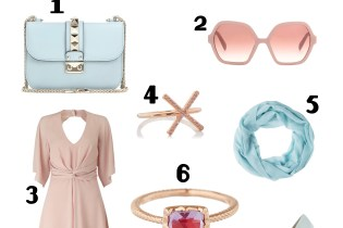 Currently Craving #1 - Pastel