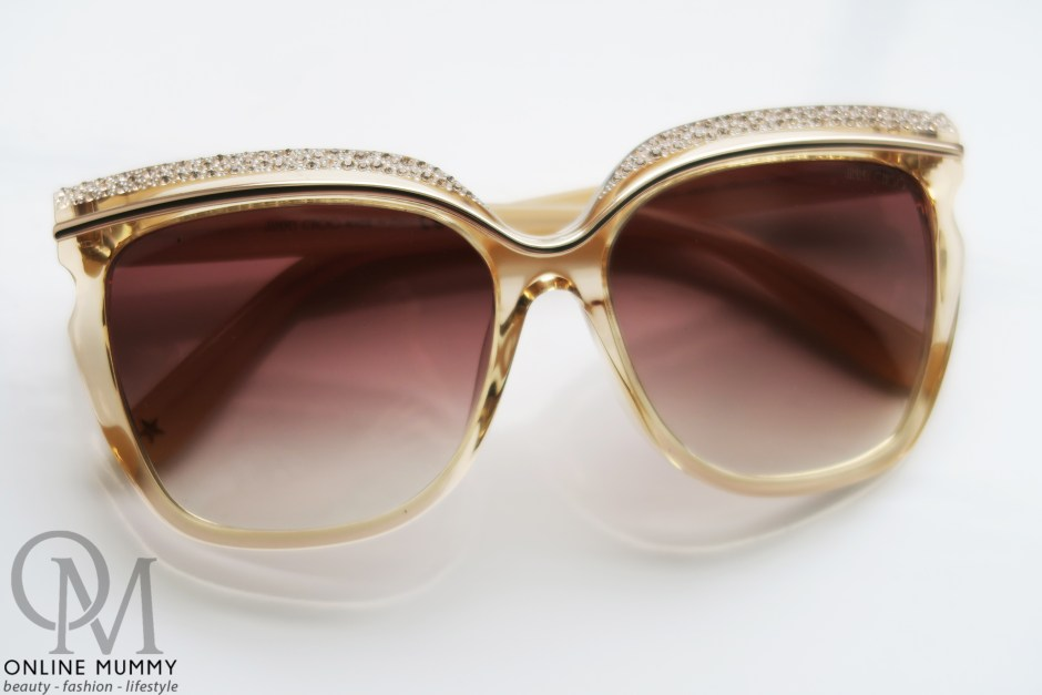 Jimmy Choo Sophia Sunglasses
