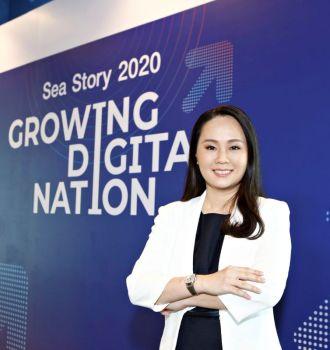 นางสาวมณีรัตน์ อนุโลมสมบัติ ประธานเจ้าหน้าที่บริหาร Sea (ประเทศไทย) (1)