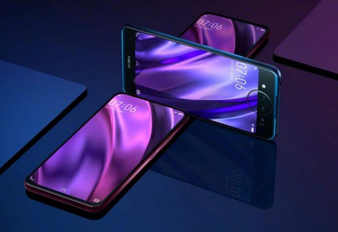 Vivo-NEX2-Dual display phone