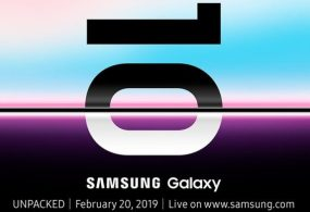 Samsung Will Launch S10 This February 20 Know More