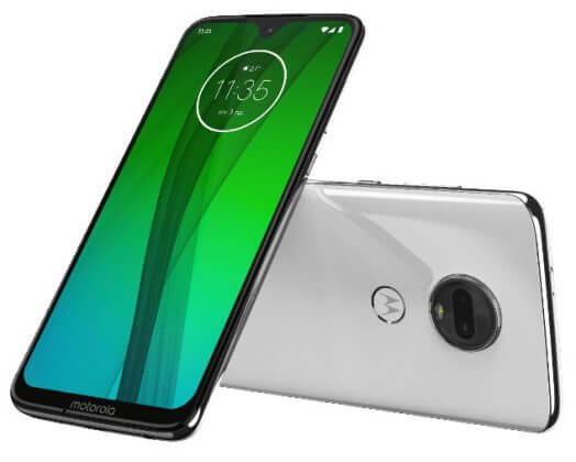 Moto G7 Specifications in india