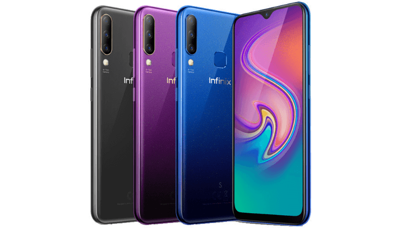 Infinix S4 Specifications and Price