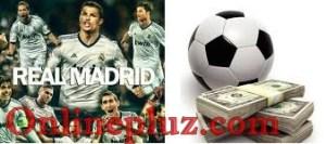 Real Madrid Players Salaries List