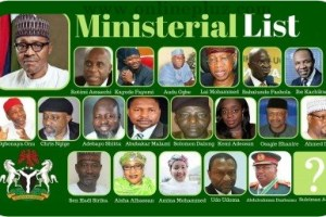 List Of New Ministers And Their Portfolios