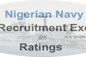 Nigerian Navy 2016 Recruitment