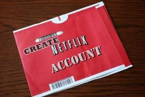 Create Netflix Account