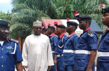 www.nscdc.gov.ng - Nigeria Civil Defence Recruitment