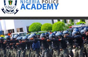 Nigerian Police Academy 2017/2018 Admission