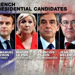 France Presidential Election Votes