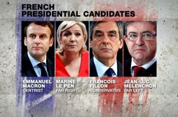 France Presidential Election Votes