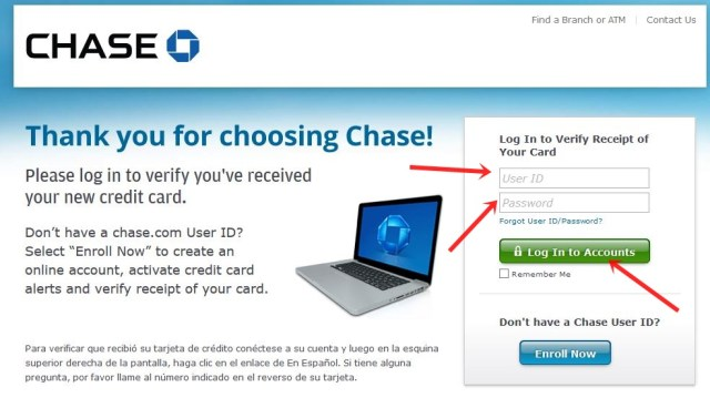 Chase Visa Debit Card Activation | Applydocoument co