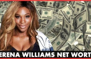 Serena Williams Net Worth