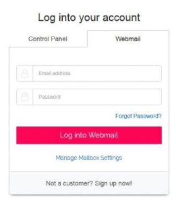 iPage Email login