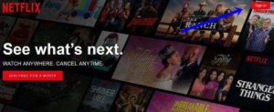 Netflix Account Login