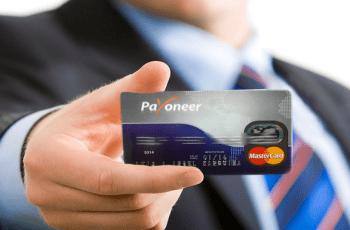 Sign Up For Payoneer Master Card