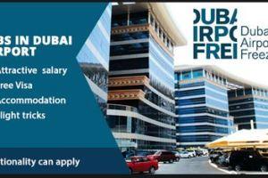 Dubai Airport Free Zone Jobs Vacancy
