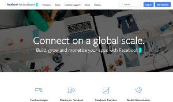 Create Facebook Developers Account