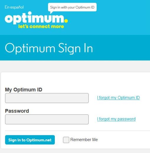 Optimum Email Login