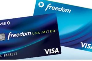 Apply for Chase Freedom Card