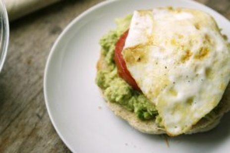 5 breakfast tip for a flat tummy