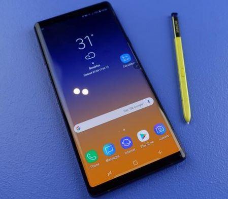 Samsung Galaxy Note 9 Release Date