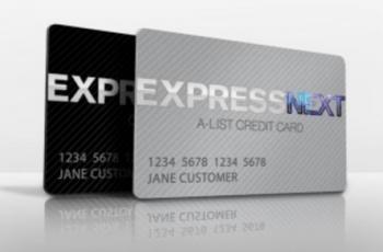 Express Next Credit Card Payment