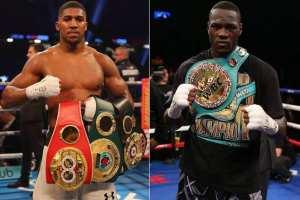 Joshua vs Wilder
