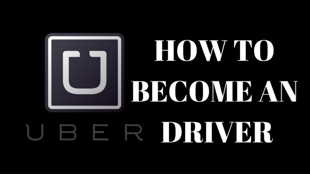 be an uber driver