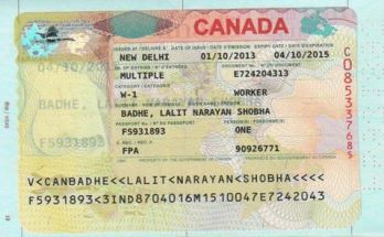 Apply For a Canadian Visa