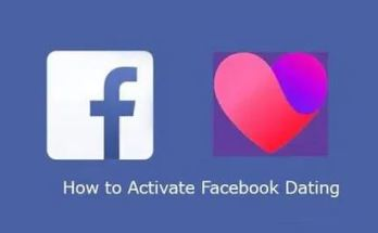 Activate Facebook Dating App