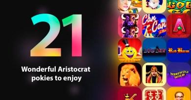 21 wonderful Aristocrat pokies to enjoy