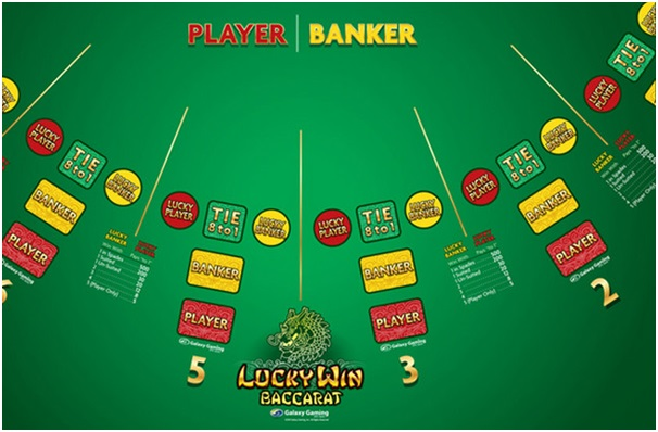 Side bets on Baccarat
