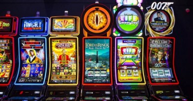 Basic Features on Slot Machines and How they Function