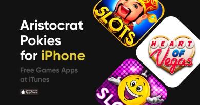 Best Aristocrat Pokies for iPhone
