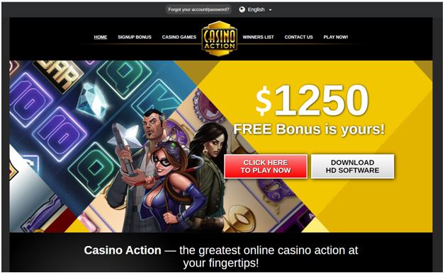 Casino Action NZ