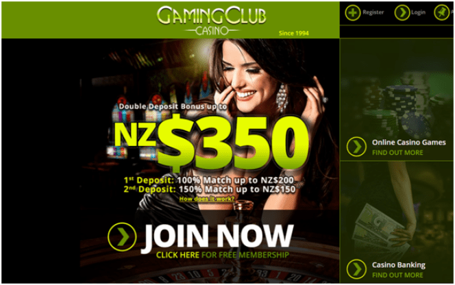 Gaming Club New Zealand
