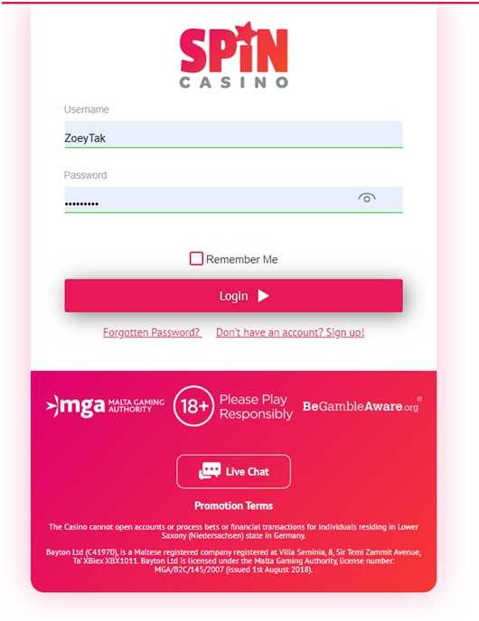How to open your online casino account to play pokies?