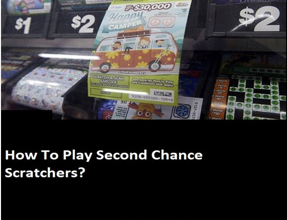 How to play second chance scratchers