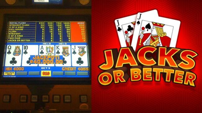 Jacks or Better Video Poker Games