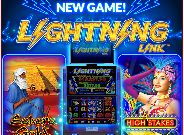 Lightening link- Pokies games to play