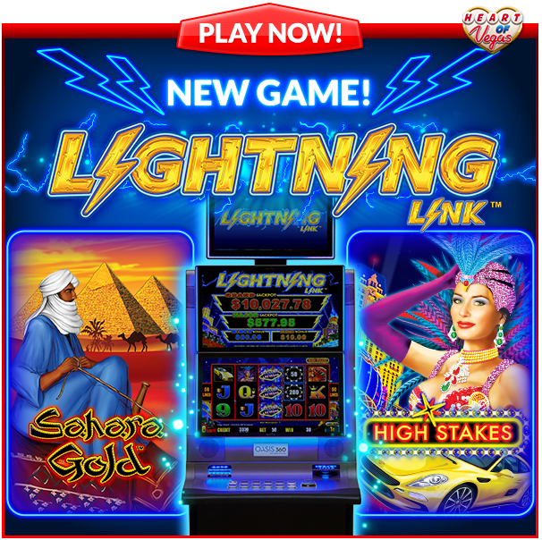 Lightening link- Pokies games to play