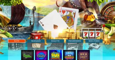 Lucky Nugget NZ online casino